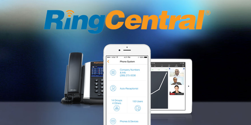 RingCentral RNG has added cloud communications and collaboration capabilities to the Zoho customer relationship management CRM platform