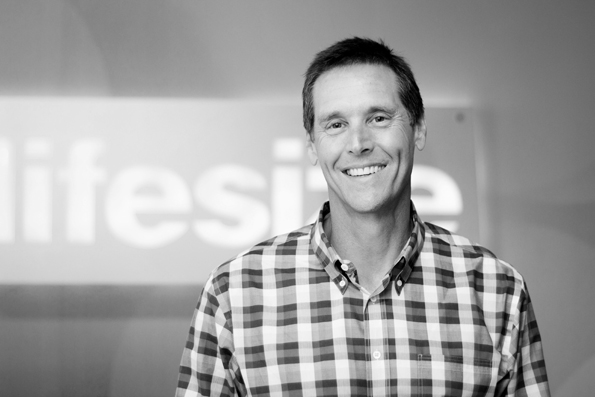 Craig Malloy founder and CEO of Lifesize
