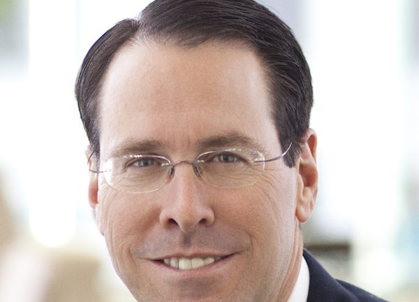 ATampT CEO Randall Stephenson
