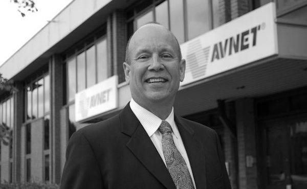 Avnet CEO Rick Hamada