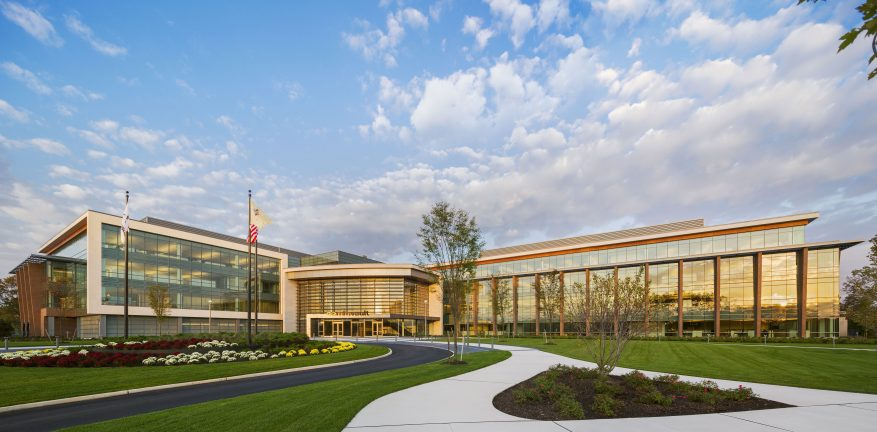 Commvault39s headquarters in Tinton Falls NJ