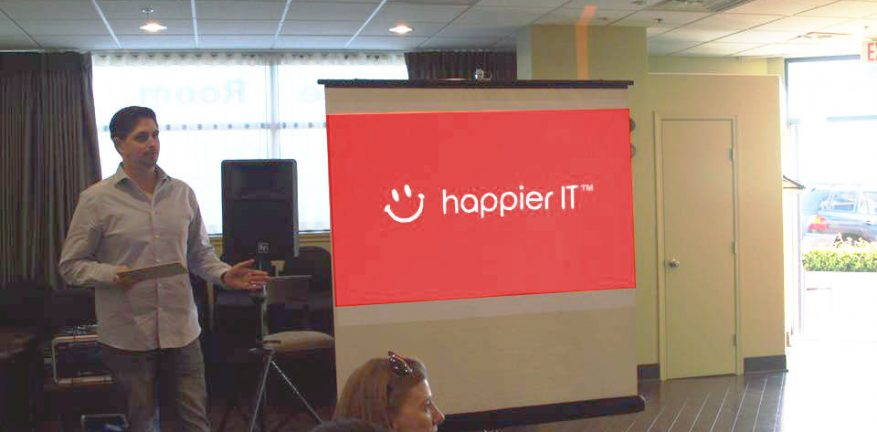 NewGen Technologies Rebrands as happier IT