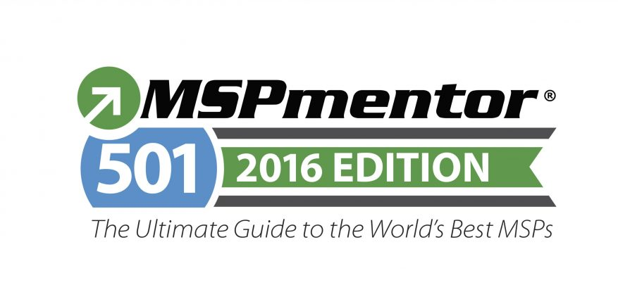 MSPmentor 501 2016  Deadline to Nominate MSPs is Friday