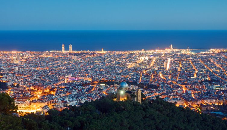 Smart City Spotlight Barcelona