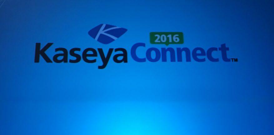 Kaseya Connect 2016