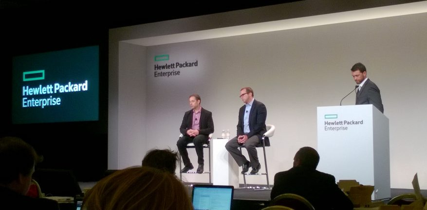 HPE Renews Cloud Promises with Both New and Updated Technologies
