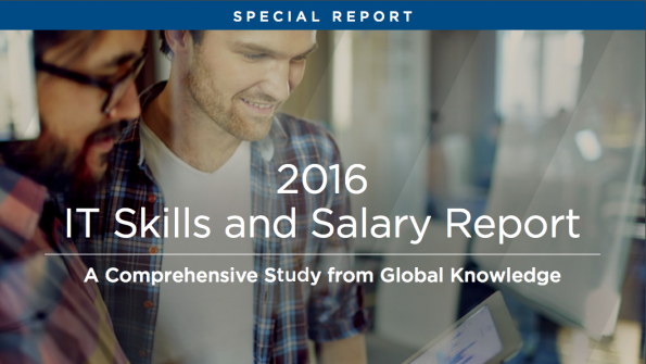 Salary Survey Explores Value of IT Certifications