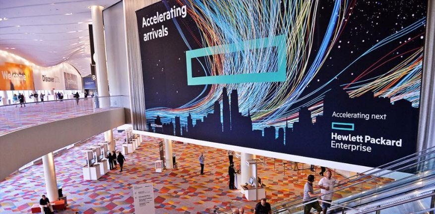 HPE Discover 2016  Day 1