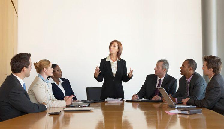 Survey Links Women Executives Higher Profits