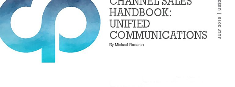 Channel Sales Handbook: Unified Communications