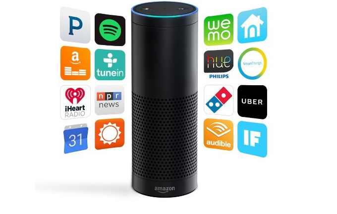 Anderson Alexa  Amazon Echo