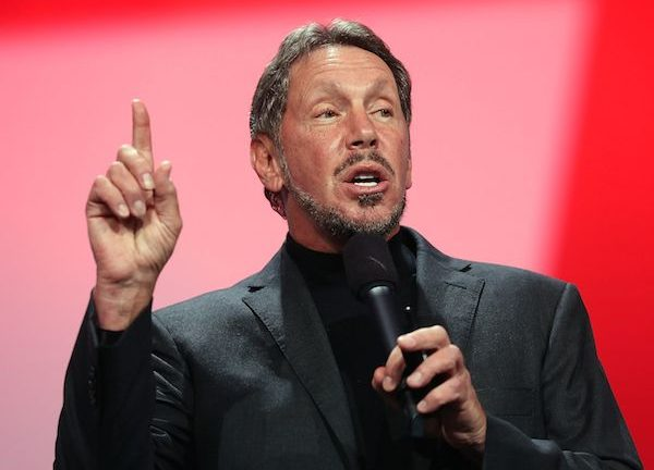 Oracle Purchase of NetSuite Will Help It Vie With Cloud Rivals