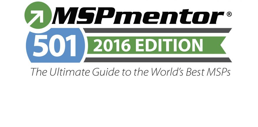 Announcing the MSPmentor 200 North America Edition 2016