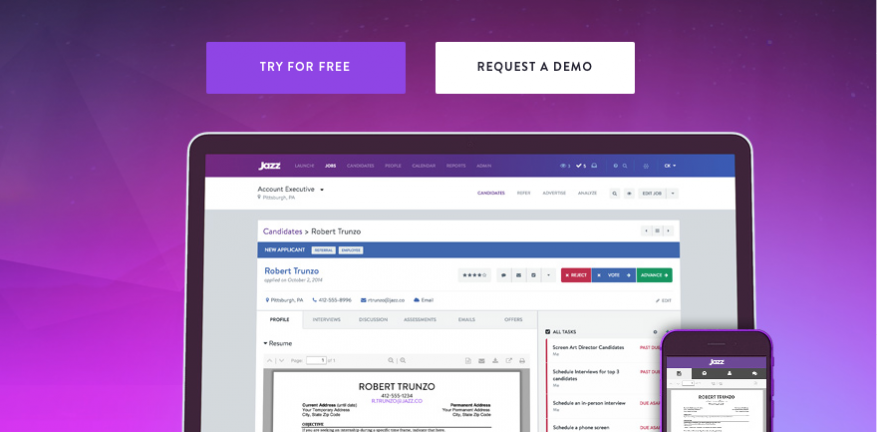 The Doyle Report: HR Tech Provider Jazz Joins List of SaaS