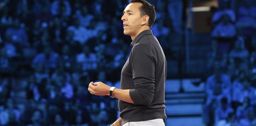 Yusuf Mehdi Microsoft Corporate Vice President Windows and Devices Group at WPC