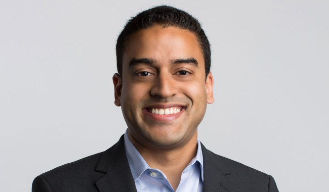 Ajay Vashee Dropbox CFO