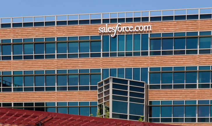 Salesforce Buys WordProcessing App Quip for 582