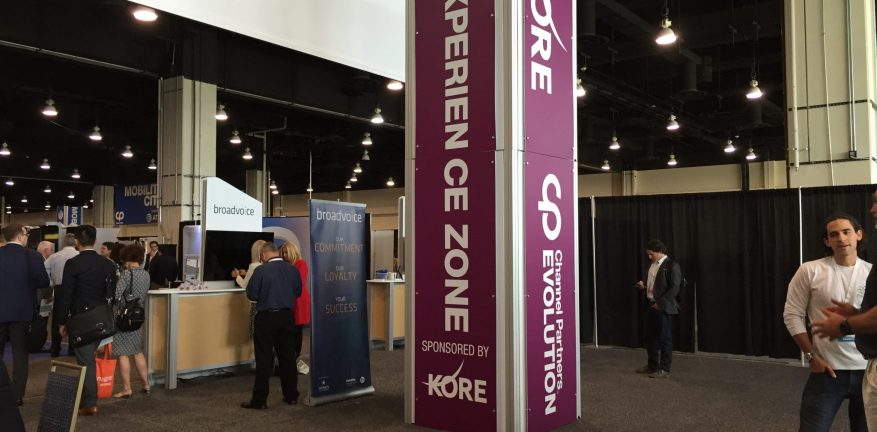 IoT Experience Zone at Channel Partners Evolution