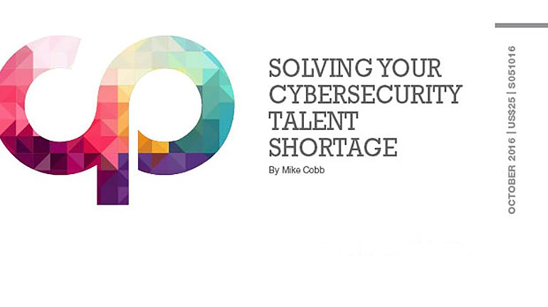 Solving Your Cybersecurity Talent Shortage