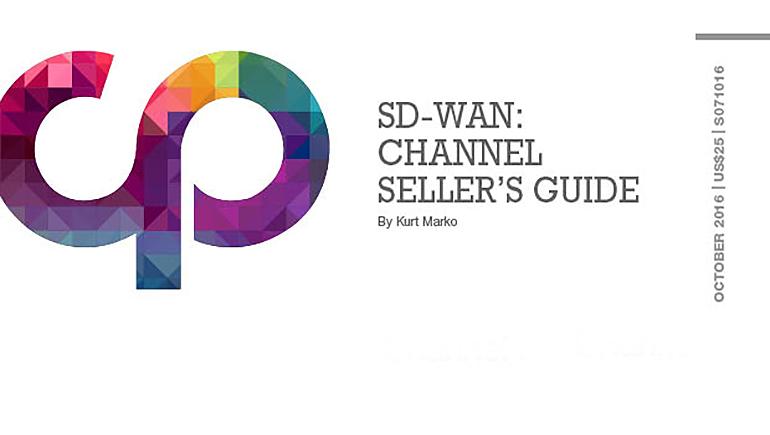 SD-WAN: Channel Seller's Guide