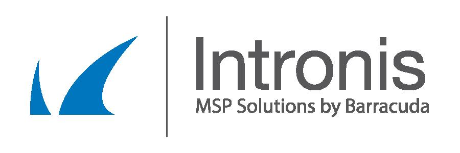 Intronis Cloud Logo