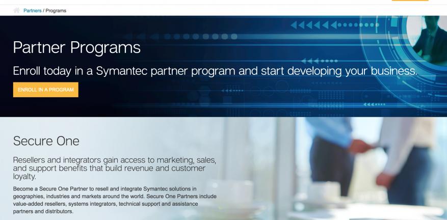 Work Begins to Merge Symantec Blue Coat Partner Programs
