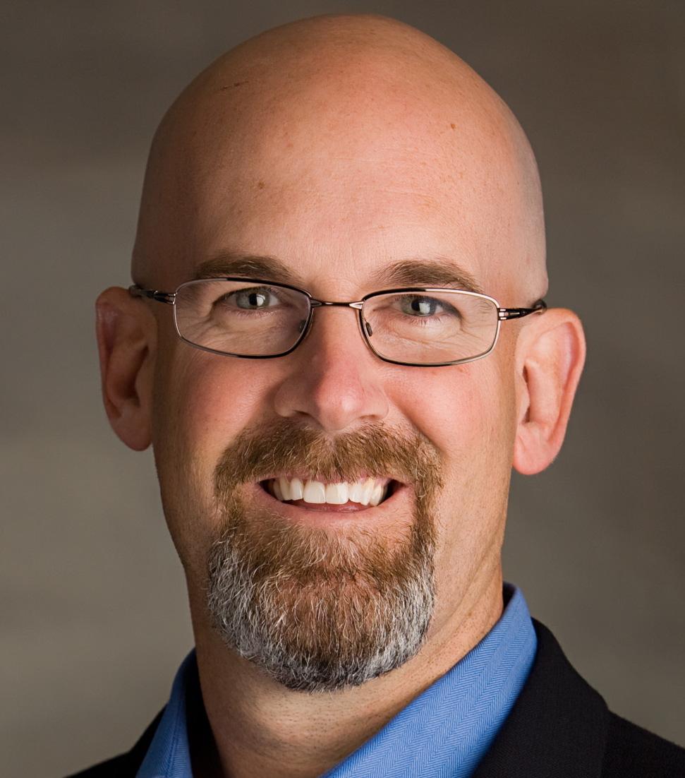 Kirk Robinson, senior vice president of go-to-market