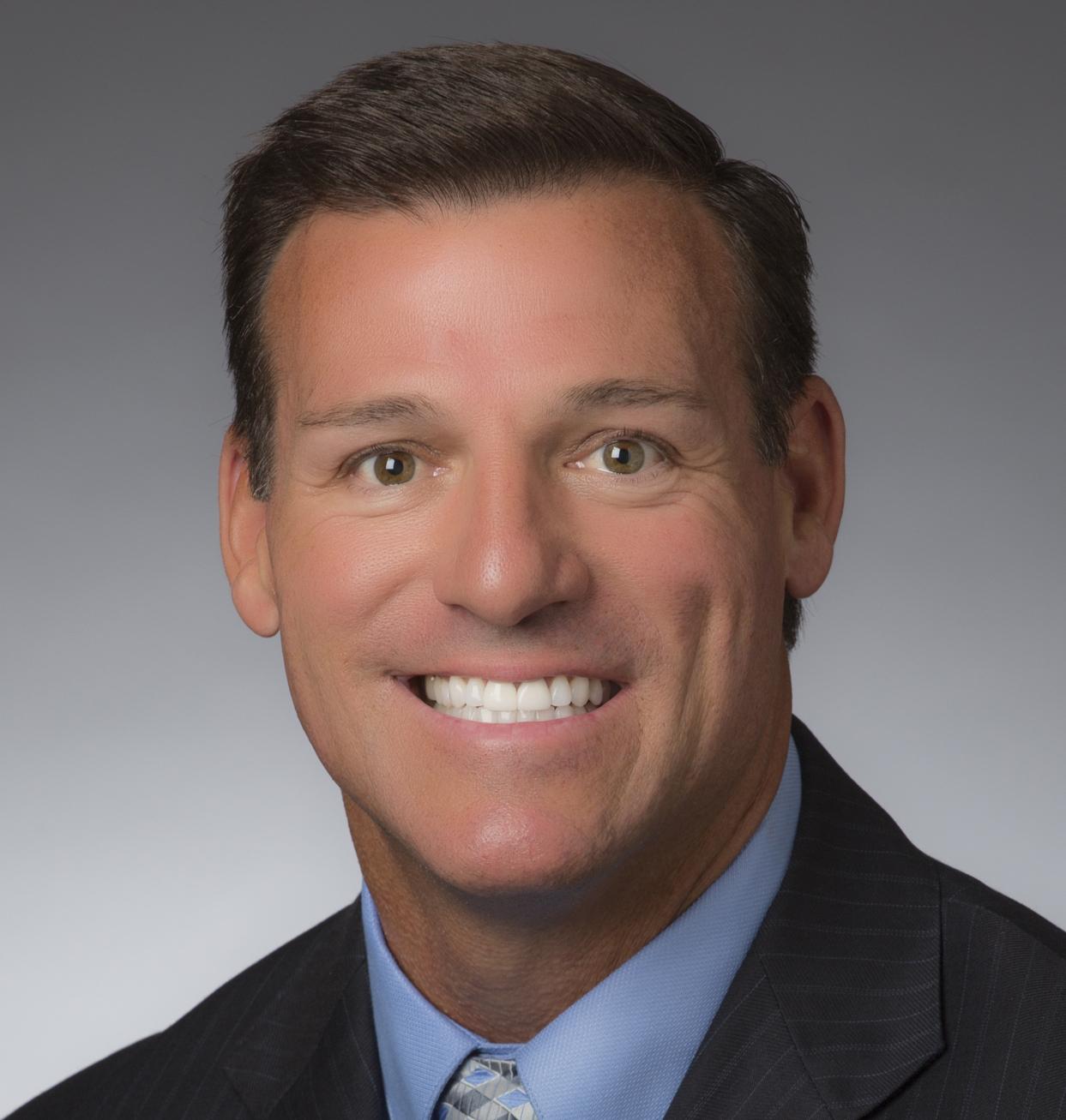 Paul Bay, group president, Americas