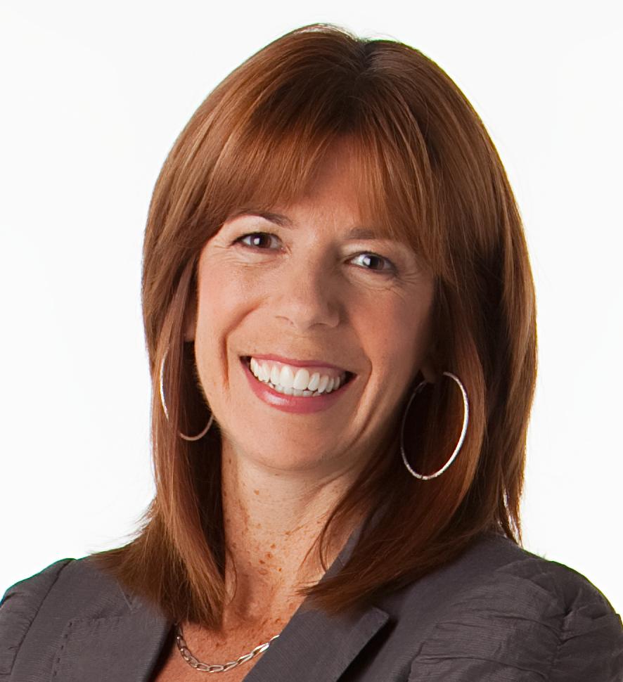 Renee Bergeron, senior vice president of global cloud