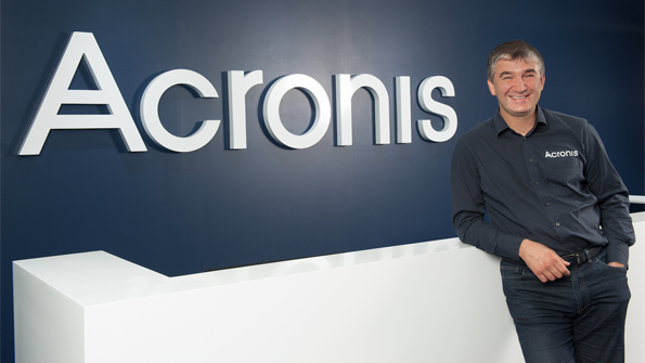 Acronis CEO Brings Life of Science to Channel