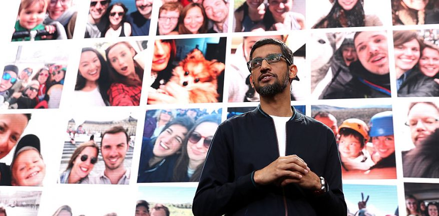 Google CEO Sundar Pichai was one of many tech company leaders who came out against Trump39s immigration ban