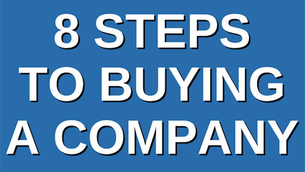 8 Steps to Buying an IT Services Company