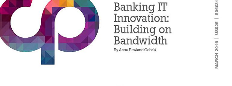 Banking IoT Innovation: Building on Bandwidth