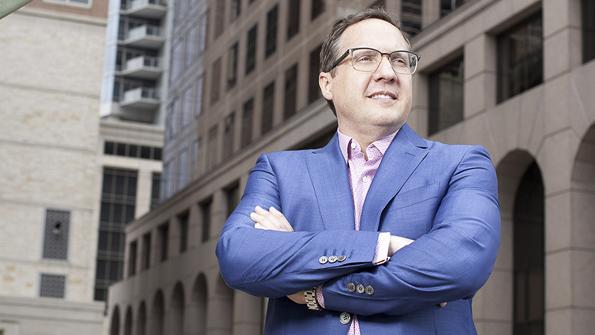 Edgile CEO Don Elledge