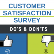 Customer Satisfaction Survey Dos  Donts
