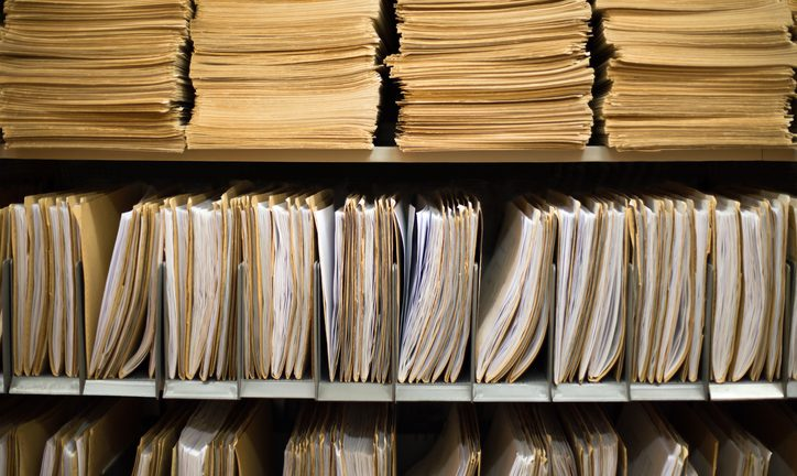 Startups Robots Remove Tedium Paper Cuts From Digitizing Records