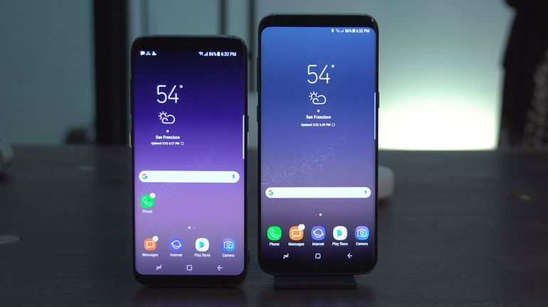 VMware to Enable Unified Windows Desktop for Samsung Galaxy S8