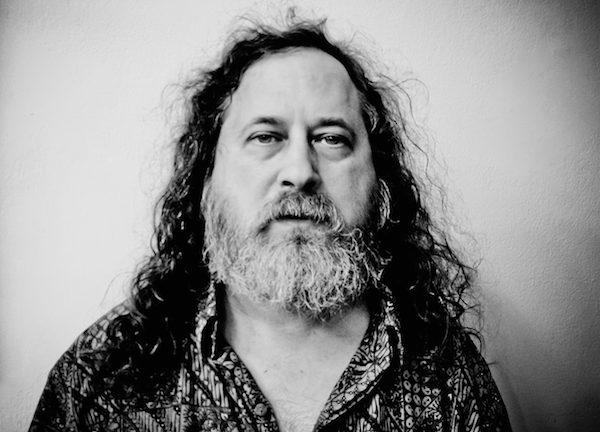 Open source legend Richard Stallman