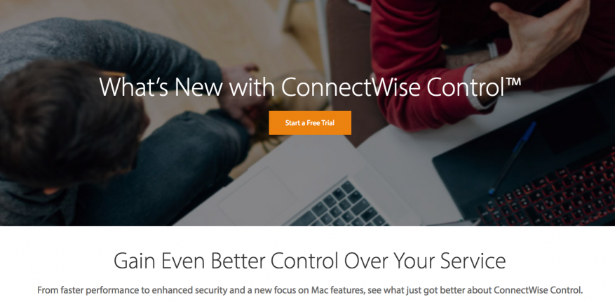 ConnectWise Launches Free 'Control' Remote Access Package