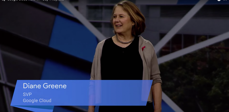 Google Cloud Has Good Shot at Topping AWS by 2022 SVP Greene Says