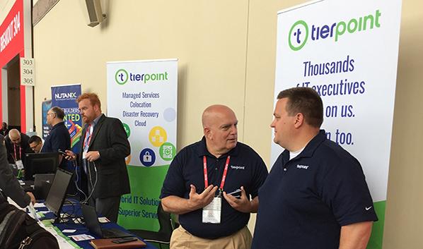 ZertoCON Boston 2017: Tierpoint