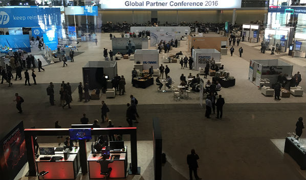 HP/HPE Global Partner Conference: Show Floor
