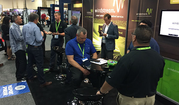 The Channel Partners Expo Hall: Windstream
