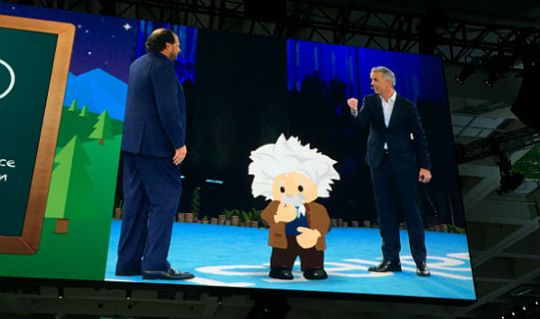 Dreamforce '16: Three's Not a Crowd