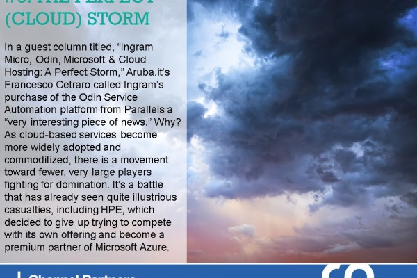 Top Stories in February: The Perfect (Cloud) Storm