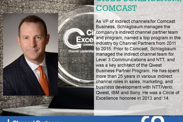 2016 Circle of Excellence: Comcast's Craig Schlagbaum
