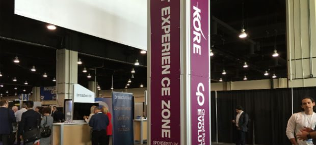 IoT Experience Zone at Channel Partners Expo