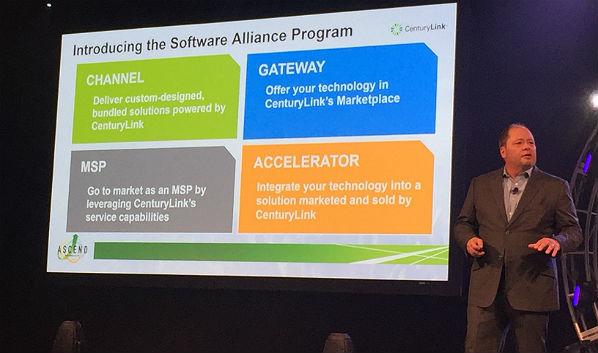 CenturyLink Ascend: Software Alliance's Gahn Lane