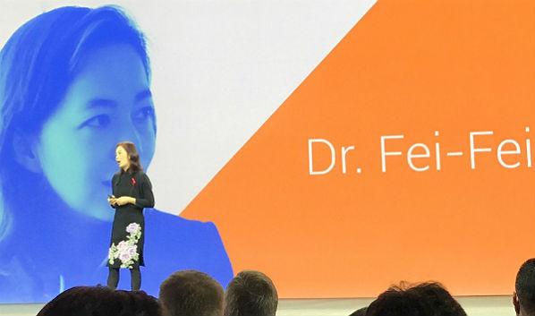 Google Cloud Next '17: The Democratization of AI