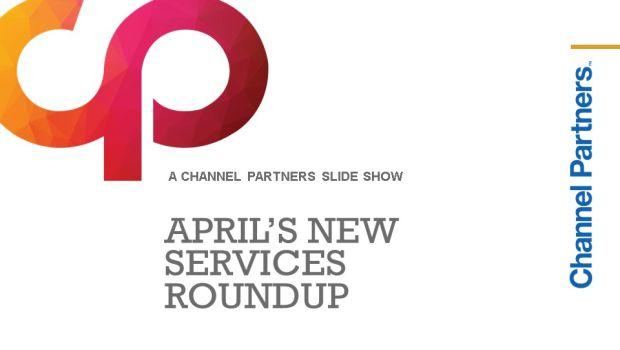 April's New Services Roundup